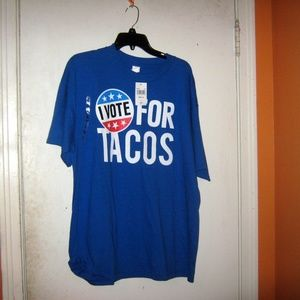 Other - Vote for Tacos T-shirt